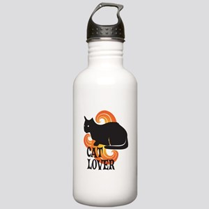 Cat Lover Stainless Water Bottle 1.0L