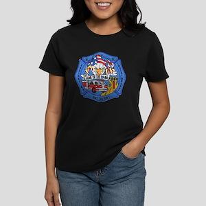 Rapid City Fire Department Women's Dark T-Shirt