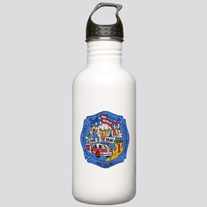 Rapid City Fire Department Stainless Water Bottle