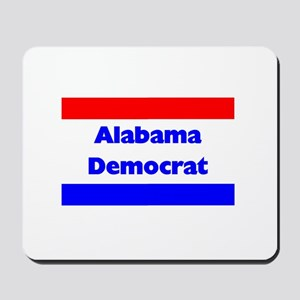 Alabama Democrat Mousepad