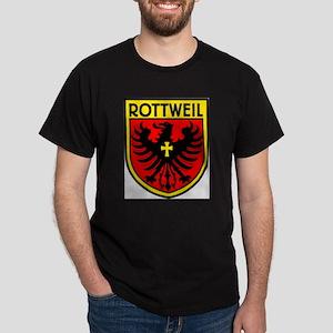 Rottweil Black T-Shirt