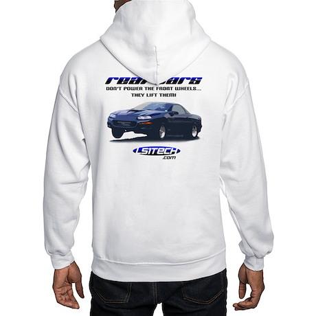 Hooded Real Cars Lift Sweatshirt