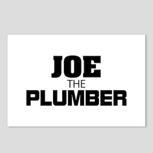 Joe the Plumber Postcards (Package of 8)