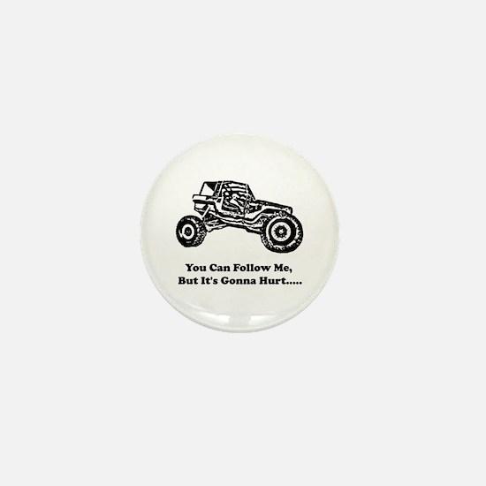 Follow Me Mini Button