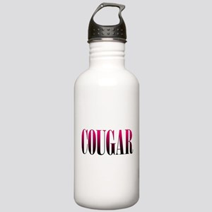 Cougar Stainless Water Bottle 1.0L