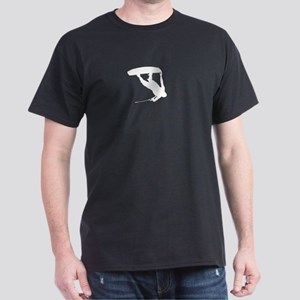 White Wakeboard Invert Tail G Dark T-Shirt