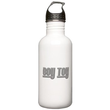 Boy Toy - Gray Stainless Water Bottle 1.0L