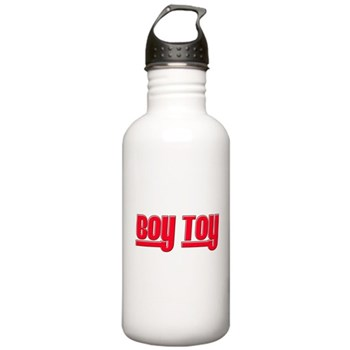 Boy Toy - Red Stainless Water Bottle 1.0L