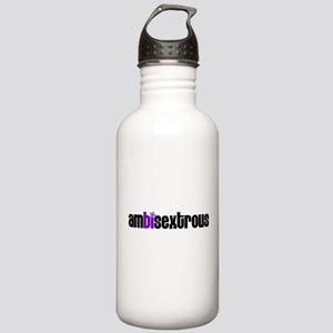 Ambisextrous Stainless Water Bottle 1.0L