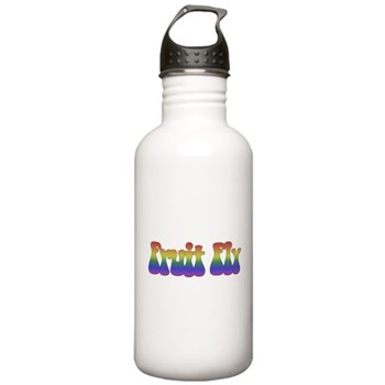Fruit Fly Stainless Water Bottle 1.0L