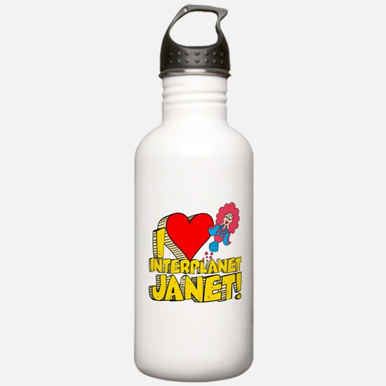 I Heart Interplanet Janet! - Schoolhouse Rock! Sta