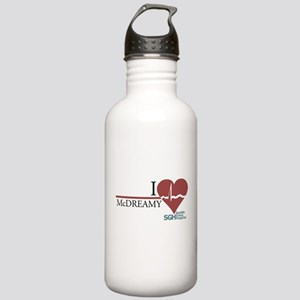 I Heart McDREAMY - Grey's Anatomy Stainless Water