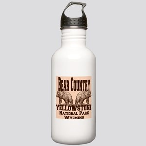 Bear Country Stainless Water Bottle 1.0L