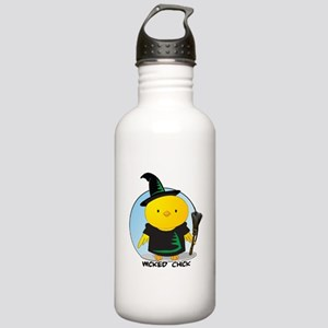 Wicked Chick Stainless Water Bottle 1.0L