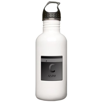 Carbon (C) Stainless Water Bottle 1.0L