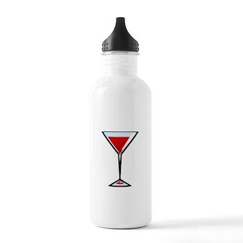 Vampire Martini Stainless Water Bottle 1.0L