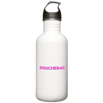 Douchebag Stainless Water Bottle 1.0L