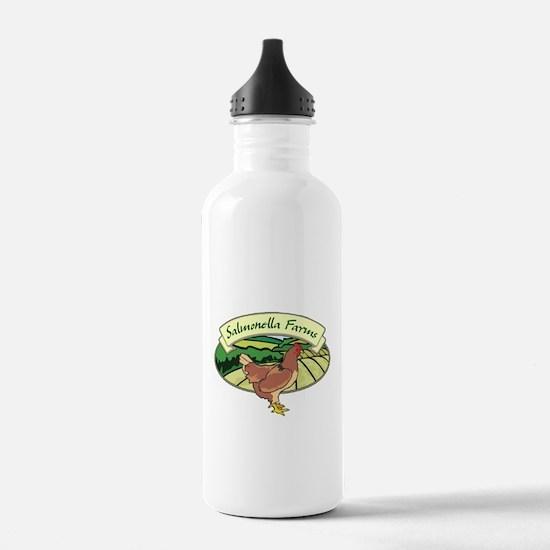 Salmonella Farms - Chicken Water Bottle