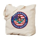 Freemasons. A Band of Brothers Tote Bag