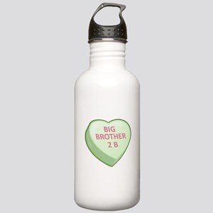 BIG BROTHER 2 B - Candy Heart Stainless Water Bott