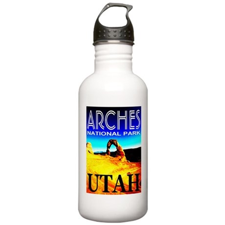 Arches National Park, Utah Stainless Water Bottle