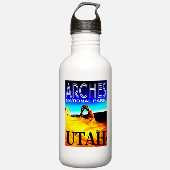 Arches National Park, Utah Water Bottle
