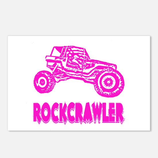 Rock Crawler Postcards (Package of 8)