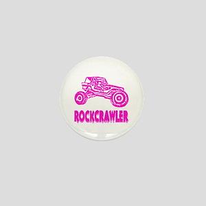 Rock Crawler Mini Button