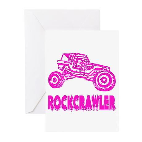 Rock Crawler Greeting Cards (Pk of 10)