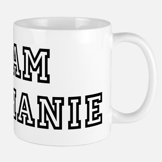 Team Stephanie Mug