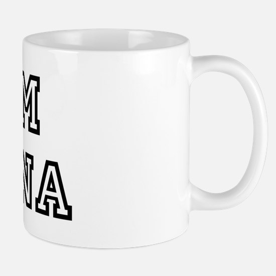 Team Serena Mug