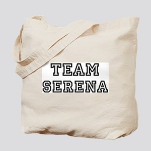 Team Serena Tote Bag