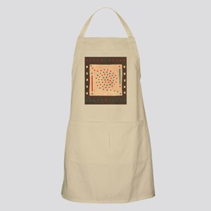 meet in the middle BBQ Apron