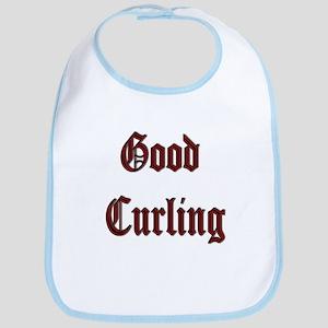Good Curling Bib