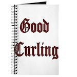 Good Curling Journal