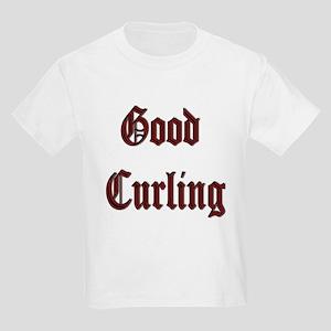 Good Curling Kids T-Shirt