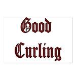 Good Curling Postcards (Package of 8)
