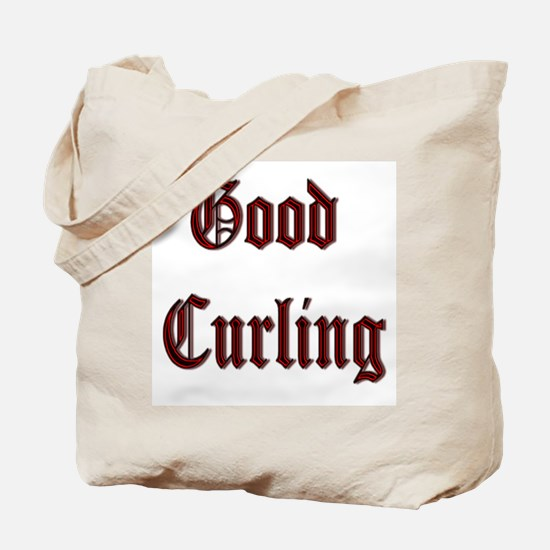 Good Curling Tote Bag