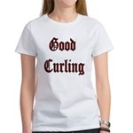 Good Curling Women's T-Shirt