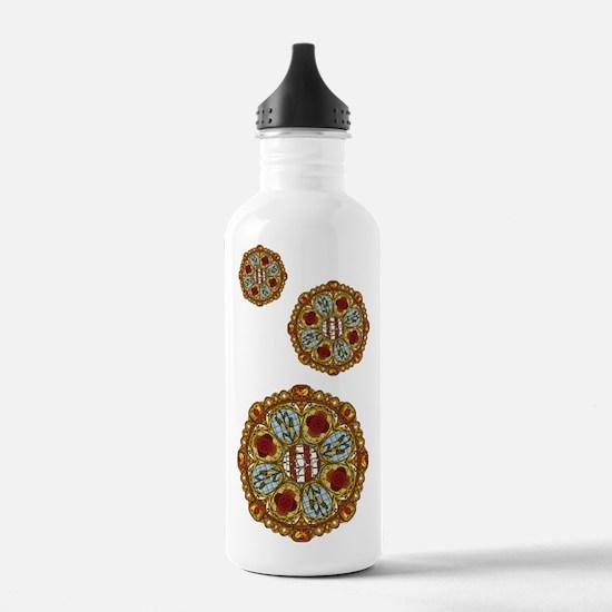 Fall Nouveau Water Bottle