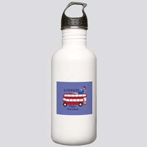 London FA Stainless Water Bottle 1.0L