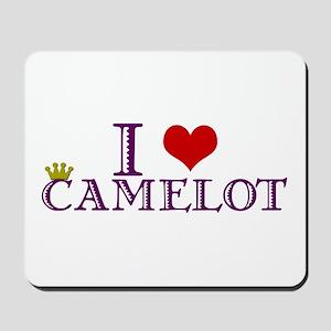 Camelot Mousepad