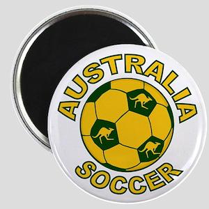 Australia Soccer New Magnet
