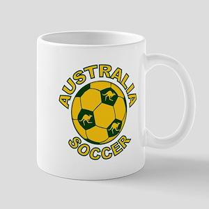 Australia Soccer New Mug