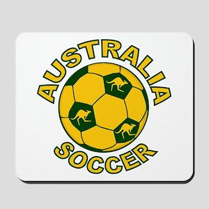 Australia Soccer New Mousepad