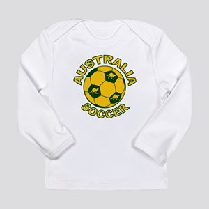 Australia Soccer New Long Sleeve Infant T-Shirt