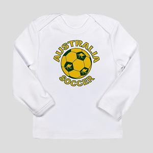 Australia Soccer New Long Sleeve Infant T-Shirt