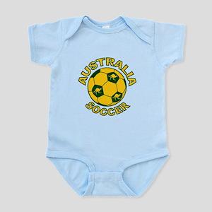 Australia Soccer New Infant Bodysuit