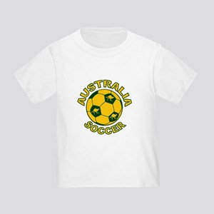Australia Soccer New Toddler T-Shirt