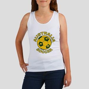 Australia Soccer New Women's Tank Top